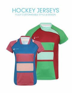 Custom Hockey Kit Clothing & Accessories | CLIFTON