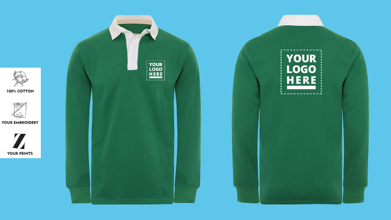 Custom Rugby Shirts In Cotton Vintage